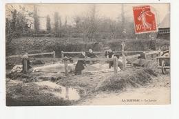 LA BOUSSAC - LE LAVOIR - 35 - France