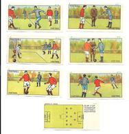 BV05 - VIGNETTES CHOCOLAT JACQUES - FOOTBALL - Football