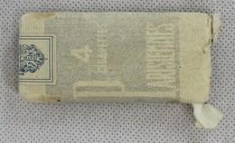Paquet De P4 - 4 Cigarettes Parisiennes - MIC - Tabac (objets Liés)
