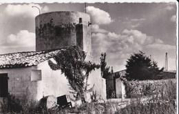 Carte 1950 ILE DE RE / LES PORTES / VIEUX MOULIN - Ile De Ré