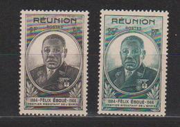 REUNION     N°  YVERT    260/261     NEUF SANS  CHARNIERES      ( Sch 01/31 ) - Réunion (1852-1975)