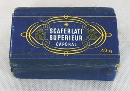 Paquet De Tabac Caporal Scaferlati Supérieur 40g - MIC - Tabac (objets Liés)