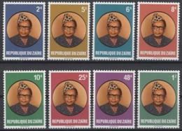 1978. République Du Zaïre. COB N° 950/57 **, MNH (petits Défauts Sur Gomme) - Zaire