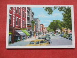 Main Street  Herkimer   New York >       Ref 3444 - NY - New York