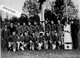 RUGBY -  Photo Authentique -  Equipe De Rugby  -  Limoges  Le 5 Novembre 1946 ( écrit Au Dos) - Sports