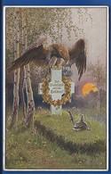Tombe Aigle Croix De Fer    écrite En 1916 - Oorlog 1914-18