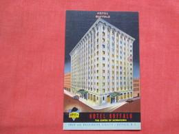 Hotel  Buffalo   New York > Buffalo       Ref 3444 - Buffalo