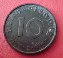 ALLEMAGNE 10 REICHSPFENNIG 1944  B N° 224 D - [ 4] 1933-1945 : Tercer Reich