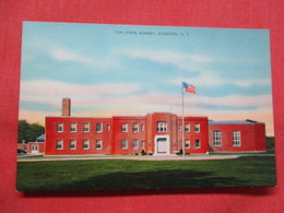 State Armory     Kingston  New York >      Ref 3444 - NY - New York