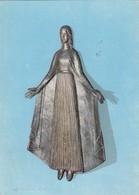 12625-MADONNINA DELLO SCULTORE G. TARANTINO-ISTITUTO SOCIALE-TORINO-FG - Sculture