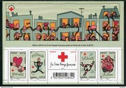 Bloc Croix Rouge De 2012 - Neufs