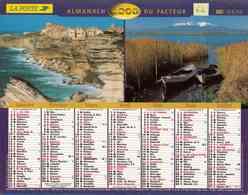 °° Calendrier Almanach La Poste 2000 Lavigne - Dépt 64 - Paysages Du Sud De La France - Calendriers