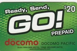 Guam - Ready, Send GO! 20$ (date 31/12/2050) - Guam