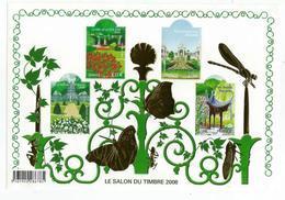 Salon Du Timbre 2008 -  Bloc 120  Neuf** Et Non Plié - FFAP