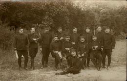 CARTE PHOTO  37° Régiment D' Infanterie à BITCHE ? - Régiments