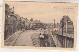Manage - Place De La Gare - Tram - Edit. L. Taminiaux-Deli, Manage/Rouf, Bruxelles - Manage