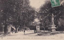 84 / BOLLENE /BOULEVARD PASTEUR / LA VIERGE - Bollene