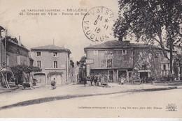 84 / BOLLENE / ENTREE EN VILLE / ROUTE DE SUZE - Bollene