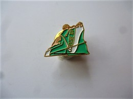 PINS ACROCHES TOI / 33NAT - Badges