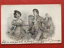 1909 - VOULEZ VOUS DANSER AVEC MOI ? - WILT U MET MIJ DANSEN ? GENRE VIENNE - Couples