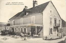 QUINGEY-l'hôtel De La Truite De La Loue - France