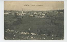 BONNEVAUX - Vue Générale - France
