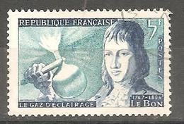 FRANCE 1955 Y T N ° 1012   Oblitéré - Francia