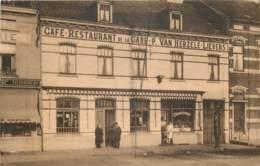 Belgique - Denderleeuw - Café-Restaurant De La Gare - Denderleeuw