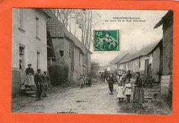 - ARQUEVES - Le Bout De La Rue D'En-Haut - - France