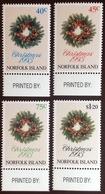 Norfolk Island 1993 Christmas MNH - Norfolk Island