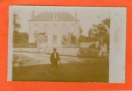Carte-Photo - ARQUEVES - L'Ecole - - Other Municipalities