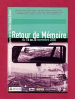 Cart à Pub.   Rencontres Cinématographiques De La Seine-Saint-Denis. - Cinema