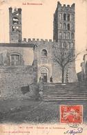 ¤¤ -   ELNE    -  Façade De La Cathédrale    -  ¤¤ - Elne