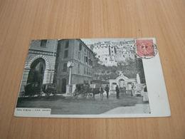 CARTE POSTALE ITALIE/ COTE D AZUR SAN RENO  /      VOYAGEE 3 - Italia