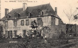 Epiniac (35) - Le Château De La Vieuville. - Other Municipalities