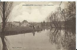 CHAMPLITTE - Les Casernes - Francia