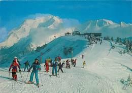 Dép 74 - Sports D'hiver - Ski - St Gervais Les Bains - Saint Gervais Les Bains - Le Mont Blanc Depuis Le Mont D'Arbois - Saint-Gervais-les-Bains