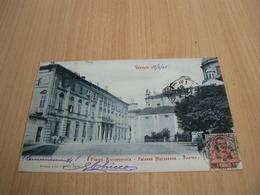 CARTE POSTALE ITALIE/ VERSELI PIAZZA ARCIVESCOUILE PALAZZO MURAZZANO  /      VOYAGEE 3 - Italia