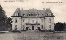 Erbrée (35) - Le Château Des Haieries. - Other Municipalities