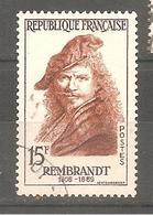 FRANCE 1957 Y T N ° 1135   Oblitéré - Francia