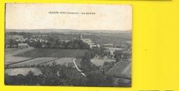LESCURE JAOUL Rare Vue Générale () Aveyron (12) - Andere Gemeenten