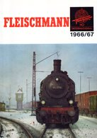 Catalogue FLEISCHMANN 1966/67 HO INTERNATIONAL AUTORALLYE + PREIS Kr SV  - En Suédois - Livres Et Magazines