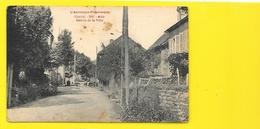ALLY Rare Entrée De La Ville (Malroux) Cantal (15) - France