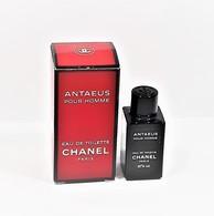 Miniatures De Parfum  CHANEL  ANTAEUS  Pour HOMME  EDT   De  Chanel  + Boite - Modern Miniatures (from 1961)