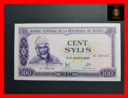 GUINEA 100 Sylis 1971  P. 19  UNC - Guinea