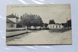 Lège Cap Ferret 33950 Lège Bourg Café Goubet 642CP01 - Autres Communes