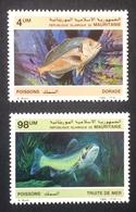 Mauritania 1986; Fauna & Animals, Marine Life; Fishes; MNH, Neuf**, Postfrisch!! CV 8 Euro; - Mauritania (1960-...)