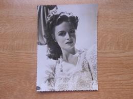 Carte Postale  10,5 X 14,5 Cm  Filmster Exclusiviteit L.A.B   Donna Reed  Vedette M.G.M. - Artisti