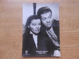 "Carte Postale  10,5 X 14,5 Cm  Filmster Exclusiviteit L.A.B  Katharine Hepburn Et Turhan Bey In ""Les Fils De Dragon"" - Artisti"