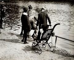 CHILDREN ENFANTS KIDS NIÑOS KINDEREN 21*16CM Fonds Victor FORBIN 1864-1947 - Fotos